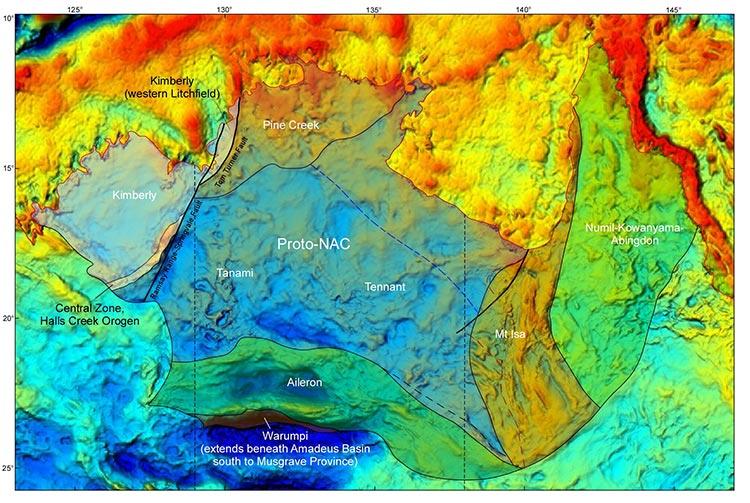 North Australia Project Mineral Promotion | Geoscience Australia