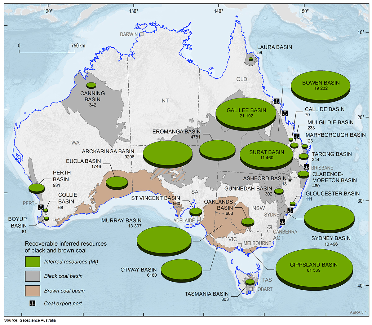 Due to the complexity of this image and the niche scientific target audience, no alternative description has been provided. Please email Geoscience Australia at clientservices@ga.gov.au for an alternative description.