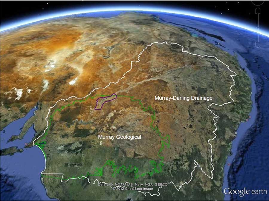 Broken Hill Managed Aquifer Recharge | Geoscience Australia
